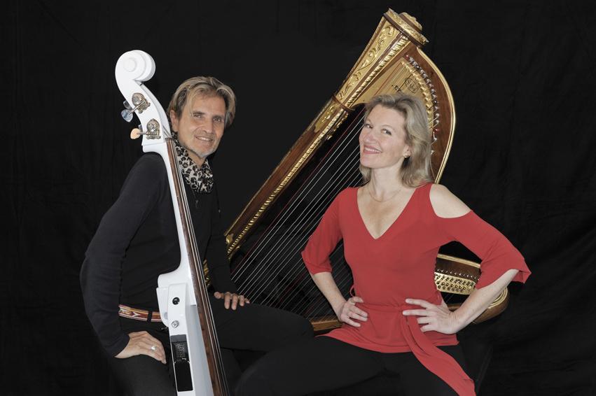 Urs Fuchs und Ulla van Daelen